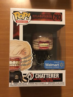 Pop Movies Hellraiser - Chatterer Walmart Exclusive Funko for Sale in Hollywood, FL