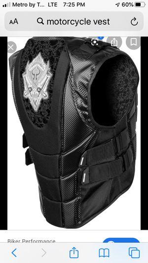 motorcycle vest for Sale in La Porte, TX
