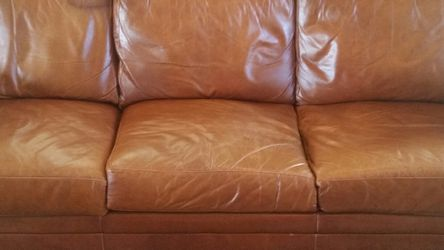 Leather Sofa for Sale in Austin,  TX