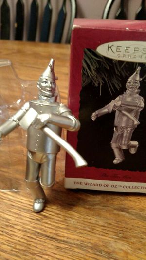 Hallmark Wizard of Oz Tinman for Sale in Charlottesville, VA