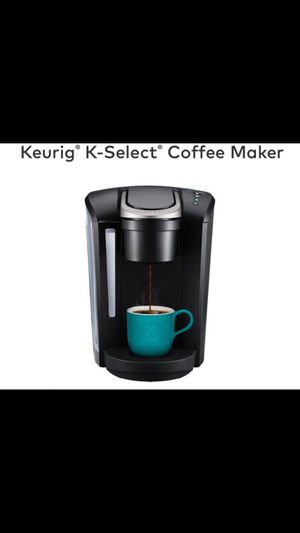 Keurig select coffee maker for Sale in Newark, NJ