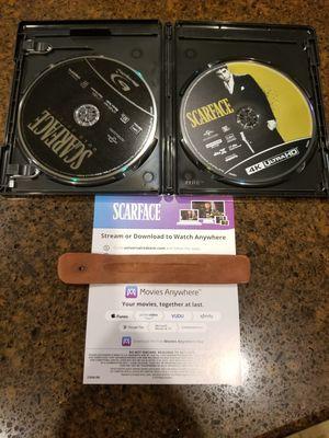 Scarface 4K Digital Code for Sale in Dallas, TX