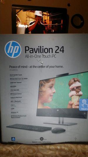 HP Pavilion 24 Computer for Sale in Bradenton, FL