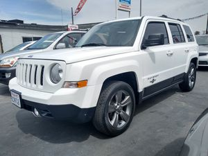 2014 JEEP PATRIOT LATITUDE for Sale in National City, CA