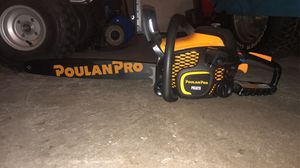 BRAND NEW!! Poulan chain saw for Sale in West Greenwich, RI