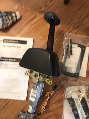 Throttle handle attachment for boat for Sale in Culver City, CA