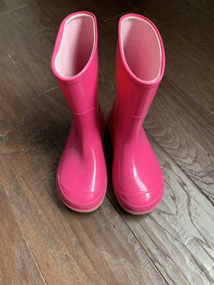 Pink Rain Boots for Sale in Bellevue, WA