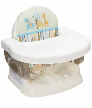 Summer Infant Deluxe Comfort Folding Booster Seat, Tan for Sale in Wheeling, IL
