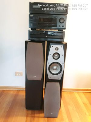 ONKYO BRAND for Sale in Calumet City, IL