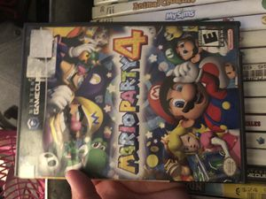 Mario party 4 GameCube for Sale in Henderson, NV