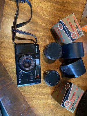 Canon AF35m camera for Sale in Sicklerville, NJ