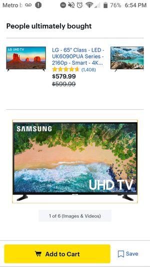 Samsung mawb 65 inch new in box for Sale in Seattle, WA