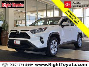 2020 Toyota RAV4 for Sale in Scottsdale, AZ