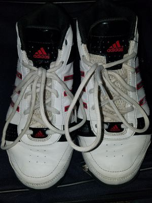 Adidas high top basketball shoes for Sale in Peshastin, WA