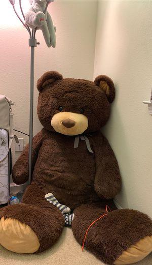 big teddy bear for Sale in Silver Spring, MD
