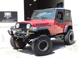 1994 Jeep Wrangler Sport YJ for Sale in Miami, FL