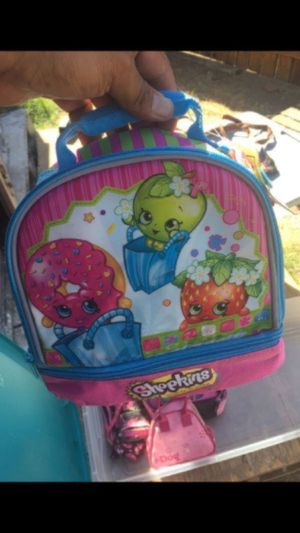 Shopkins lunch bag for Sale in San Diego, CA