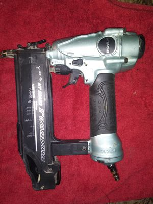 Hitachi nail gun for Sale in San Antonio, TX