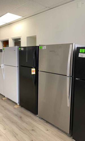 Sale!! Fridge! Refrigerator! Freezer!! All brand New with Warranty!! Frigidaire, LG, Whirlpool and more!! IQ for Sale in Houston, TX