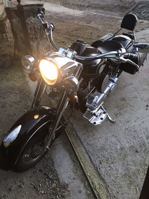 2002 Indian chief (Black wolf edition) for Sale in Visalia, CA