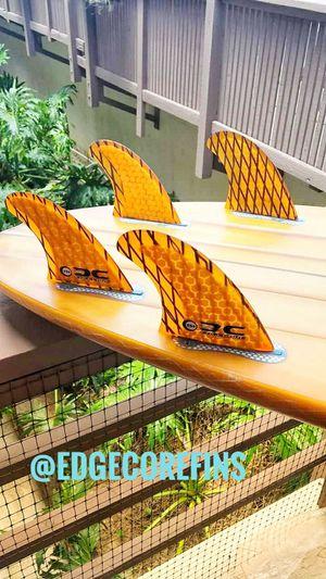 🗻🗻🗻FACTORY DIRECT EDGECORE SURFBOARD FINS for Sale in La Costa, CA