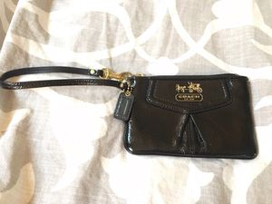 Coach wristlet patent leather for Sale in Alexandria, VA
