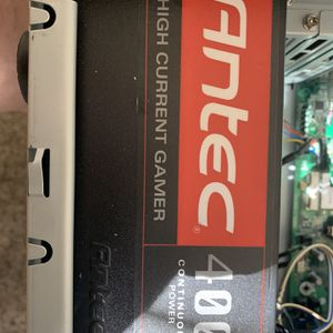 Antec 400w High Current GamerPower Supply for Sale in Albuquerque, NM
