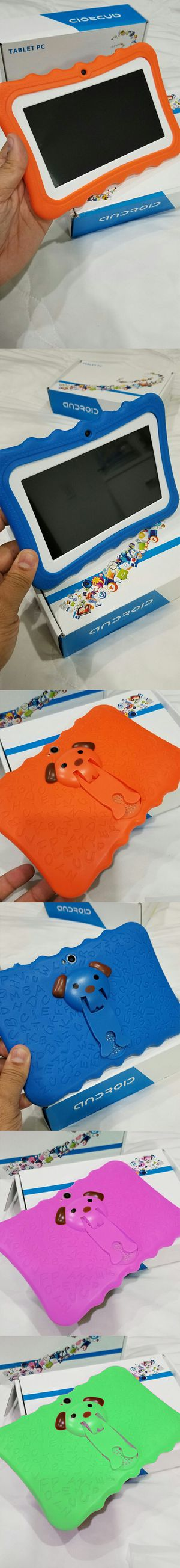 """KIDS LEARNING TABLET 7"""" 8GB ANDROID FULL OF GAMES AND LEARNING APPS WITH CASE BRAND NEW IN BOX - YOUTUBE - GOOGLE PLAYSTORE for Sale in Miami, FL"""