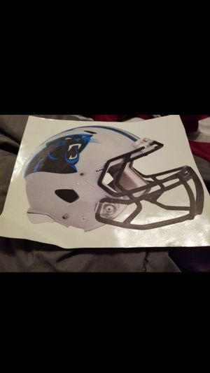 Panthers fathead 11x7 for Sale in Fall River, MA