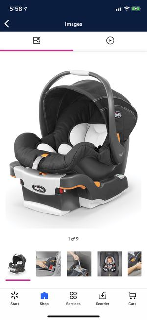 Chicco infant car seat for Sale in Kansas City, MO