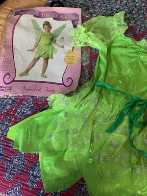 Tinkerbell Costume Dress (only) size 8-10 NEW for Sale in Pico Rivera, CA