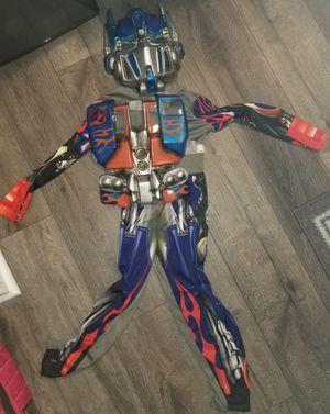 Boys Optimus Prime Costume for Sale in Chicago, IL