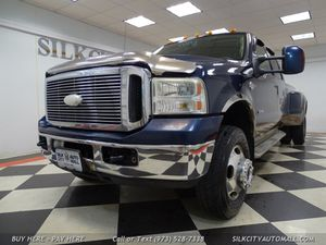 2006 Ford F-350 SD King Ranch 4x4 DUALLY Crew Cab for Sale in Paterson, NJ
