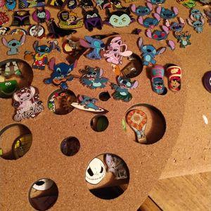Disney Lilo And Stitch Pins for Sale in Orange, CA