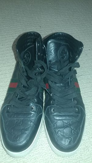 Gucci high tops - men's 9.5 for Sale in Hayward, CA