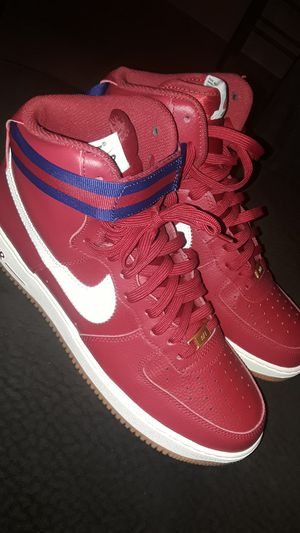 Mens 11 Air Force 1 High Gym Red Gum (Brand New) for Sale in Humble, TX