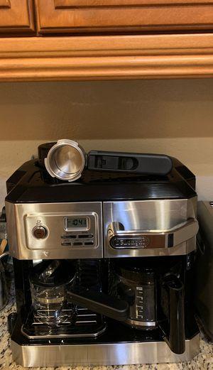DeLonghi coffee maker / espresso maker for Sale in Byron, CA