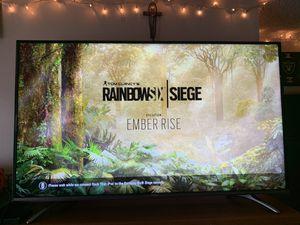 Hisense 4K 55 inch smart tv for Sale in Monterey Park, CA