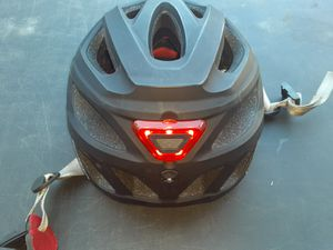 Bicycle Helmet with LED for Sale in Visalia, CA