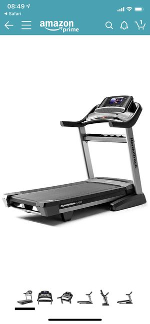 Like New NordicTrack 1750 Treadmill for Sale in Laveen Village, AZ