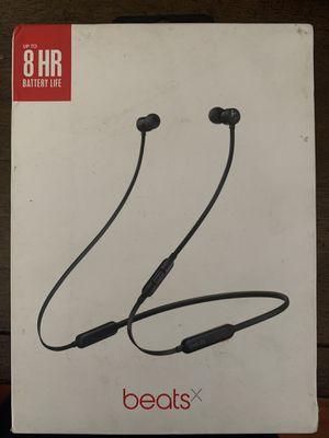 Beats X Wireless Black for Sale in Torrance, CA