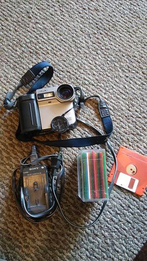 Digital Mavica camera an disc. Old for Sale in Henderson, NV