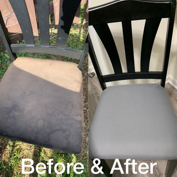 Furniture restoration.