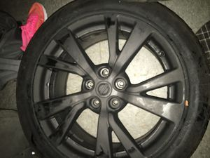 18' Nissan rims need gone!! for Sale in Washington, DC