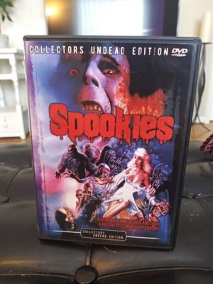 Spookies Movie RARE! dvd for Sale in Gaithersburg, MD