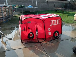 LARGE POP UP PLAY FIRETRUCK for Sale in Fresno, CA