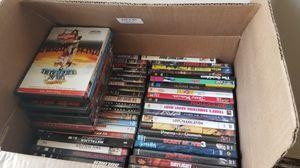 Dvd's for one dollar each for Sale in Manassas, VA