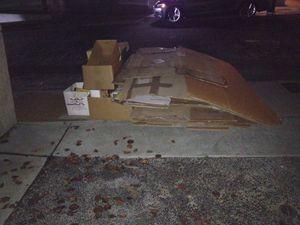 Corrugated Cardboard-FREE- for Sale in El Segundo, CA