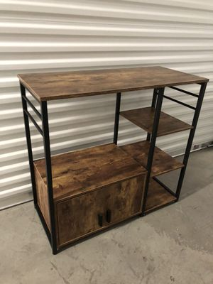 Cabinet shelf 35x16 H34 for Sale in Las Vegas, NV
