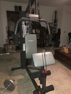 MWM 1558 home gym for Sale in Leander, TX